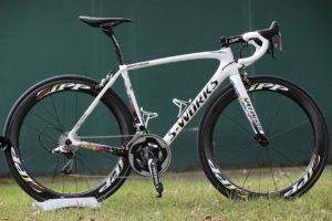 SPECIALIZED S-WORKS - Giro di Lombardia Training