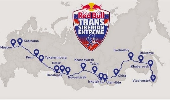 Red Bull Trans Siberian Extreme