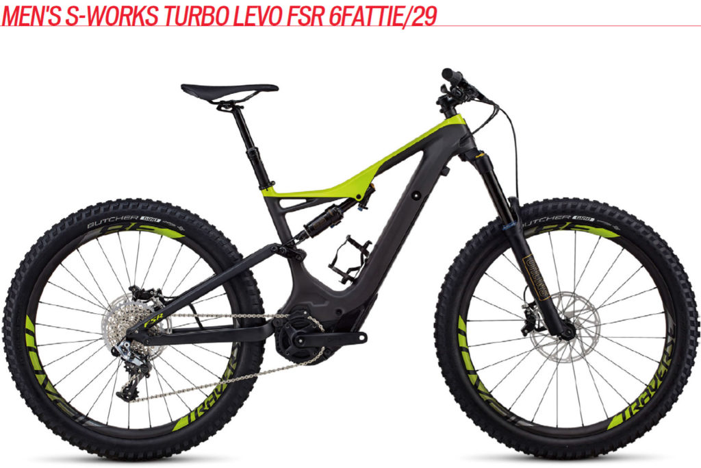 Specialized Turbo Levo 2018 Dautov Bros